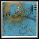 Relm Of Imagination I Limited Edition Framed Print by Ricki Mountain