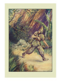 Robinson Crusoe: I Must Confess Wall Decal by Milo Winter