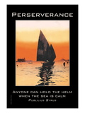 Perseverance Wall Decal