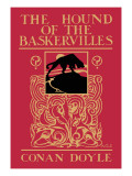 The Hound of the Baskervilles III Wall Decal