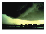 The Dimmitt Tornado Wall Decal by Harald Richter