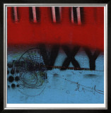 Random Thoughts VI Limited Edition Framed Print by Ricki Mountain
