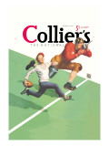 Collier's National Weekly, Waterboy Wall Decal