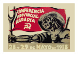 Agrarian Conference Wall Decal by  Puyol