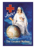 Join! the Greatest Mother Wall Decal by Lawrence Wilbur