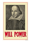 Will Power Wall Decal