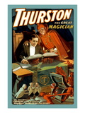 Thurston: The Great Magician Wall Decal
