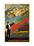 The Vanishing Whippet Willys-Overland Car Wall Decal