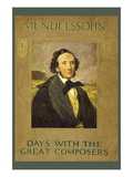 Mendelssohn Wall Decal