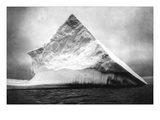 Newfoundland Iceberg Wall Decal