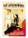 Le Journal: La Traite des Blanches, c.1899 Wall Decal by Thophile Alexandre Steinlen