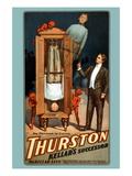 The Prisoner of Canton: Thurston Kellar's Successor Wall Decal