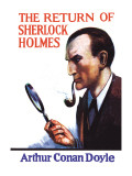 The Return of Sherlock Holmes II Wall Decal by Charles Kuhn