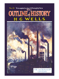 Outline of History by H.G. Wells, No. 21: The Nationalist Century Wall Decal