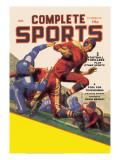 Complete Sports Wallsticker