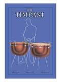The Timpani Wall Decal