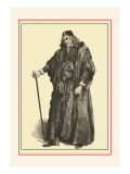 Henry Irving as Shylock Wall Decal