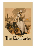 The Comforter Wallstickers af Gordon Grant