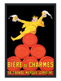 Biere de Charmes Wallstickers af Jean D' Ylen