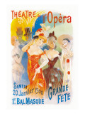 Theatre de l'Opera Wall Decal
