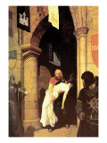 The Rescue of Helen Wall Decal by Newell Convers Wyeth