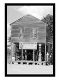 The Crossroads Store in Sprott Alabama Wall Decal by Walker Evans