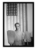 Washington D.C. Government Chairwoman Wall Decal by Gordon Parks