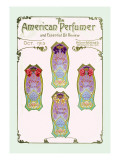 American Perfumer and Essential Oil Review, October 1913 Wall Decal
