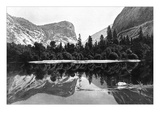 Mirror Lake, Yosemite Valley Wall Decal by Samuel Valentine Hunt