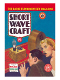Short Wave Craft: Make This New Police Thrill Box Wall Decal