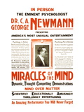 Miracles of the Mind Wall Decal