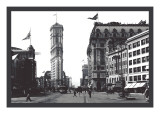 Times Square, New York City Wall Decal by William Henry Jackson