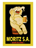 Moritz S.A. Wall Decal