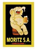 Moritz S.A. Wall Decal