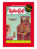Radio Craft: The Radio Set of 1950 Wall Decal