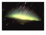 Aurora Australis Wall Decal by David Miller