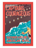 Captains Courageous Wall Decal by Blanche McManus