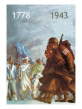1778/1943 Wall Decal