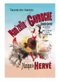 Mam'Zelle Gavroche Comedie-Operette Wall Decal by Jules Chéret