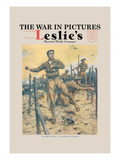 Leslie's: The War in Pictures Wall Decal by Gilbert Goul