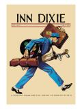 Inn Dixie Wall Decal
