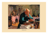 Paracelsus Wall Decal by Robert Thom