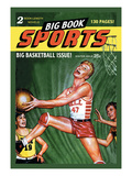 Big Book Sports: Big Basketball Issue! Wall Decal