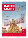Radio Craft: Japanese Radar Wall Decal
