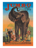 Jumbo, The Children's Giant Pet Wall Decal