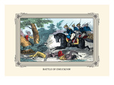 Battle of Emuckfaw Wall Decal by  Devereux