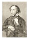 Felix Mendelssohn Bartholdy Wall Decal
