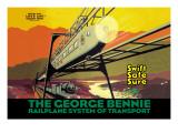 The George Bennie Wallstickers