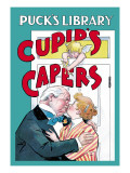 Cupid's Capers Wall Decal