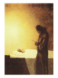 The Lady Dies Wall Decal by Newell Convers Wyeth